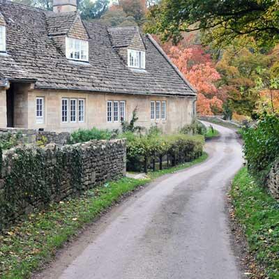 Rural locations